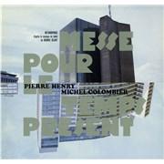 Pierre Henry Messe Pour Le Temps Present France 2-LP vinyl set