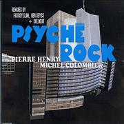 Pierre Henry Psyche Rock France CD single