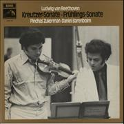 Click here for more info about 'Pinchas Zukerman & Daniel Barenboim - Beethoven: Violin Sonatas'