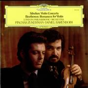 Click here for more info about 'Pinchas Zukerman - Sibelius: Violin Concerto / Beethoven: Romances for Violin'