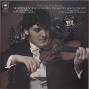 Click here for more info about 'Pinchas Zukerman - Mendelssohn: Violin Concerto / Tchaikovsky: Violin Concerto - stickered p/s'