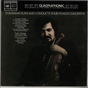 Click here for more info about 'Pinchas Zukerman - Plays And Conducts Four Vivaldi Concertos - Quad'