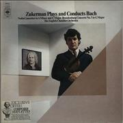 Click here for more info about 'Pinchas Zukerman - Zukerman Plays And Conducts Bach'