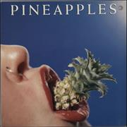 Click here for more info about 'Pineapples - All For What - Pink Vinyl'