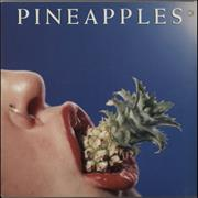 Click here for more info about 'Pineapples - All For What - White Vinyl'