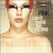 Click here for more info about 'Pink - Can't Take Me Home - Gold Vinyl - Sealed'