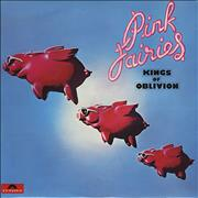 Click here for more info about 'The Pink Fairies - Kings Of Oblivion'