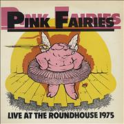 Click here for more info about 'The Pink Fairies - Live At The Roundhouse 1975 - Pink Vinyl'