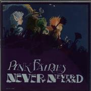Click here for more info about 'The Pink Fairies - Never Never Land - 1st - EX'