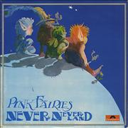 Click here for more info about 'The Pink Fairies - Never Never Land'
