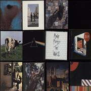 Click here for more info about 'Pink Floyd - 14 CD Lot - Studio Albums 1969-1983'