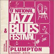 Click here for more info about 'Pink Floyd - 9th National Jazz & Blues festival 1969'