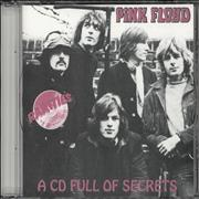 Click here for more info about 'Pink Floyd - A CD Full Of Secrets'