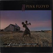 Click here for more info about 'Pink Floyd - A Collection Of Great Dance Songs - White label'