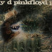 Click here for more info about 'A Saucerful Of Secrets - 1st Export - EX'