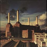 Pink Floyd Animals - 1st - VG UK vinyl LP