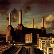 Click here for more info about 'Pink Floyd - Animals - Black Vinyl - EX'