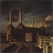Click here for more info about 'Pink Floyd - Animals - Pink Vinyl - VG'