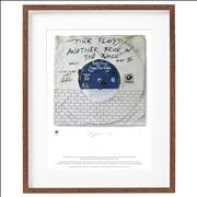Click here for more info about 'Pink Floyd - Another Brick In The Wall Part 2 - SuperSizeArt Numbered Print'