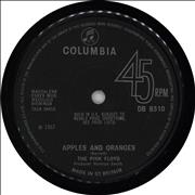 Click here for more info about 'Pink Floyd - Apples And Oranges - Solid - VG'
