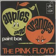 Click here for more info about 'Pink Floyd - Apples And Oranges'