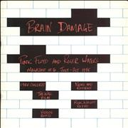 Click here for more info about 'Pink Floyd - Brain Damage - Issue 16'