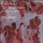 Click here for more info about 'Pink Floyd - Cre/ation - The Early Years 1967 - 1972'