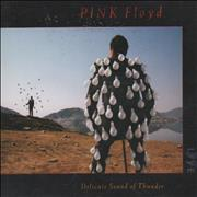 Click here for more info about 'Pink Floyd - Delicate Sound Of Thunder'