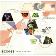 Click here for more info about 'Pink Floyd - Echoes Sampler'