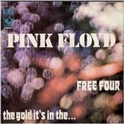 Click here for more info about 'Pink Floyd - Free Four - 1st - P/S'