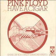 Click here for more info about 'Pink Floyd - Have A Cigar - P/S - EX'