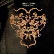 Pink Floyd Keep Talking USA CD single Promo