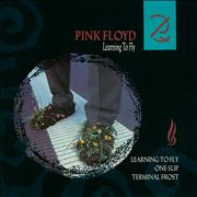 Click here for more info about 'Pink Floyd - Learning To Fly - Pink Vinyl'