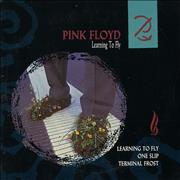 Pink Floyd Learning To Fly UK CD single