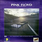 Click here for more info about 'Pink Floyd - Momentary Lapse Of Reason Tour Poster'