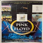 Click here for more info about 'Pink Floyd - Momentary Lapse of Reason - Tour poster'