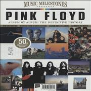 Click here for more info about 'Pink Floyd - Music Milestones present Album By Album: The Definitive History'