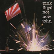 Click here for more info about 'Pink Floyd - Not Now John - P/S'