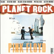 Click here for more info about 'Pink Floyd - Planet Rock'