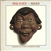 Click here for more info about 'Pink Floyd - Relics - 3rd'