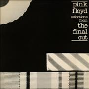 Click here for more info about 'Pink Floyd - Selections From The Final Cut'