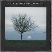Click here for more info about 'Pink Floyd - Take It Back + Poster'