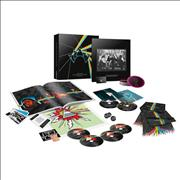 Pink Floyd The Dark Side Of The Moon - Immersion Box UK box set