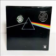 Click here for more info about 'The Dark Side Of The Moon - Quad - Sealed - Import Sticker'