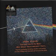 Pink Floyd The Dark Side Of The Moon - Sealed UK vinyl LP