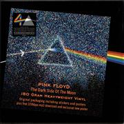 Click here for more info about 'Pink Floyd - The Dark Side Of The Moon - 180gm Vinyl + Shrink'