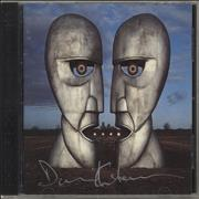 Click here for more info about 'Pink Floyd - The Division Bell - Autographed'