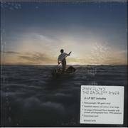 Pink Floyd The Endless River - 180gm - Sealed UK 2-LP vinyl set
