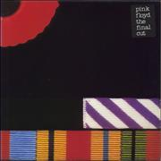 Click here for more info about 'Pink Floyd - The Final Cut - 1st - Stickered'