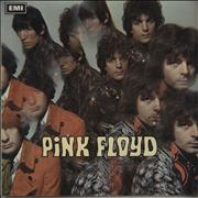 Click here for more info about 'Pink Floyd - The Piper At The Gates Of Dawn - 4th - VG'